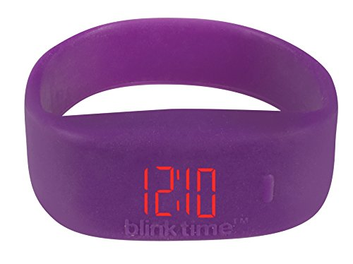 Blink Time Band - Purple