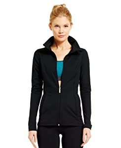 Under Armour Women's UA Perfect Jacket Medium Black