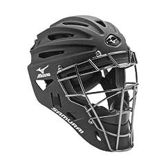 Buy Mizuno G4 Samurai Catcher's Helmet by Mizuno