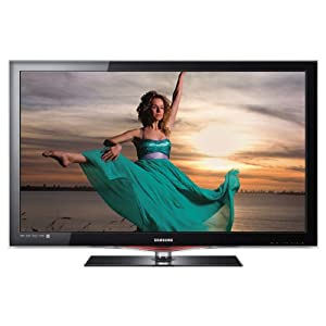 Samsung LN40C650 40-Inch 1080p 120 Hz LCD HDTV (Black) (2010 Model)