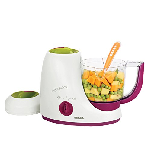 BEABA Babycook, Gipsy, 27 Ounce (3 1/4 Cup) Capacity (Steamer And Blender Baby compare prices)
