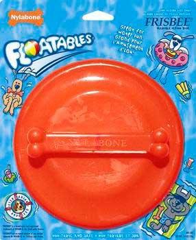 (Price/1)Floatable Gumabone Frisbee - Medium
