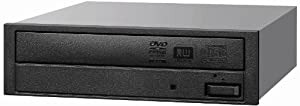 Sony AD-7280S-0B 24x SATA Internal DVD+/-RW Drive (Black)