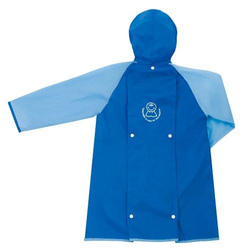 OGK W 食品雨外套 110 西隧-001 蓝色