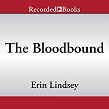 The Bloodbound (       UNABRIDGED) by Erin Lindsey Narrated by Jill Tanner