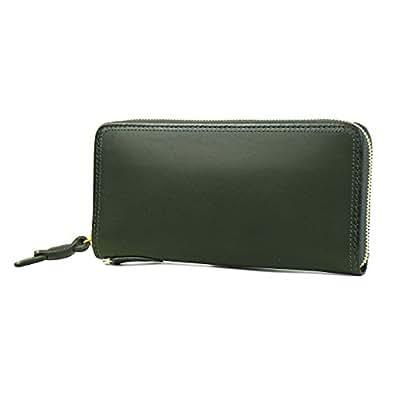 [コルボ]CORBO SLATE スレート 長財布 ラウンドファスナー 8LC-9955 ダークグリーン/60