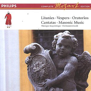 11 - Vespers Oratorios Etc: Comp Mozart Edition 11 - Zortam Music