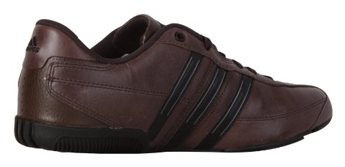 Adidas Morka Leather Brown Shoes Mens Trainers