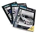 Ford Probe & Mazda 323, MX-3, 626, MX-6, Millenia & Protege Chilton Manual (1990-1998)