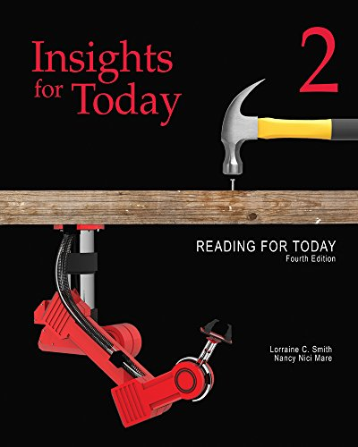 Reading for Today 2: Insights for Today