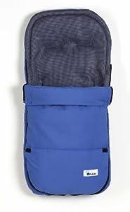 AltaBeBe AL2400 - 09 - Saco abrigo, color azul