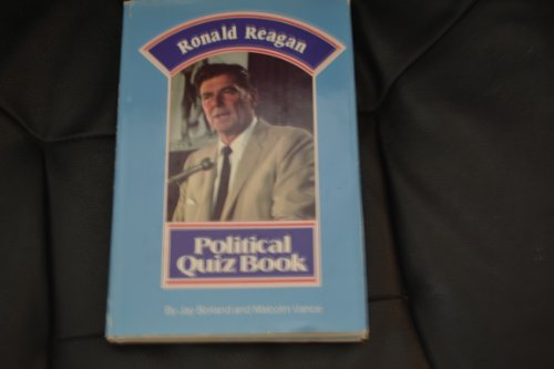Ronald Reagan political quiz book, Borland, Jay