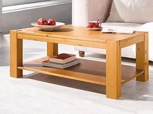 Couchtisch kiefer massiv wohnzimmertisch esstisch echtholz for Wohnzimmertisch echtholz
