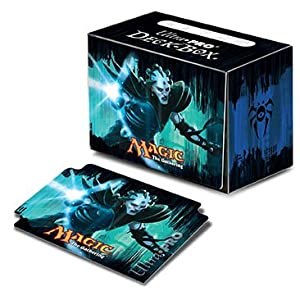 Set of 5 Magic The Gathering Deck Boxes from Gatecrash (Ultra-Pro) - Sideloading, Includes Matching Dividers