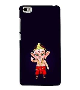 ifasho Designer Phone Back Case Cover Xiaomi Mi 5 :: Redmi Mi5 ( Pisces Zodiac Sign )
