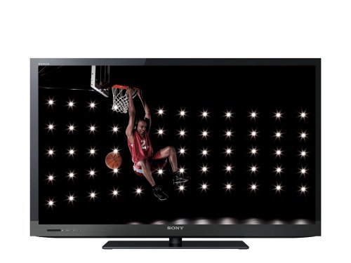 Sony BRAVIA KDL40EX620 40-Inch 1080p 120 Hz LED HDTV, Black