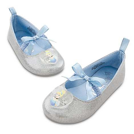 Cinderella Shoes for Baby SIZE 0 To 6 months - amazing!