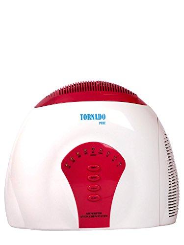 Atlanta Healthcare Tornado Pure 40-Watt Air Purifier (White)