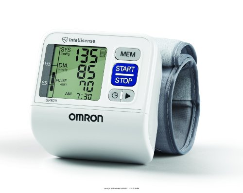 Cheap Omron 3 Series Wrist Blood Pressure Monitor, 3 Series Wrist Bp Mntr, (1 EACH, 1 EACH) (UHS-MARBP629-1EACH)