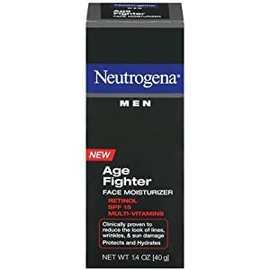 Neutrogena Men Face Moisturizer Age