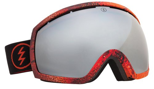 Electric Eg2 Snow Goggle, Pat Moore, Bronze/Silver Chrome