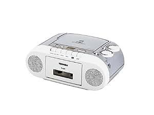 TOSHIBA CDラジオカセットレコーダー CUTEBEAT TY-CK1(H)