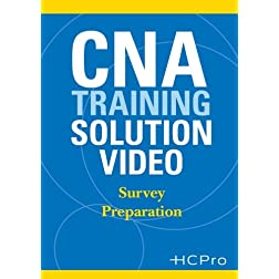 CNA Training Solution Video: Survey Preparation