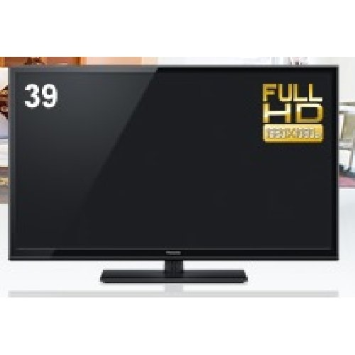 "Panasonic Th39Lru6 / Th-39Lru6 39"" 1080P Led-Lcd Tv - 16:9 Hospitality Display No B-Lan / 178° / 178° - 1920 X 1080 - 3 X Hdmi - Usb - Media Player"