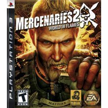 mercenaries 2 world in flames (Mercenaries 2 World In Flames Ps3 compare prices)