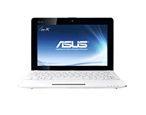 ASUS Eee PC 1015PX-PU17-WT 10.1-Inch Netbook (White)