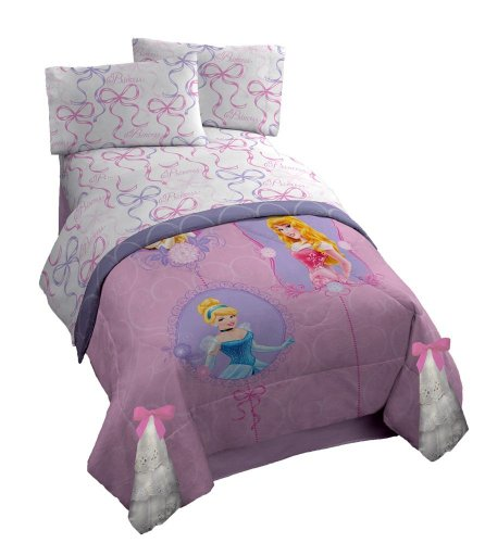 Disney Princess Bedding Full Size 7070 front