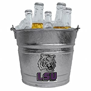 NCAA LSU Tigers Collegiate Ice Bucket