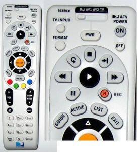 DIRECTV RC65RX Remote Control with RF