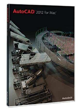 AutoCAD 2012 for Mac -- Includes 1 year Autodesk Subscription