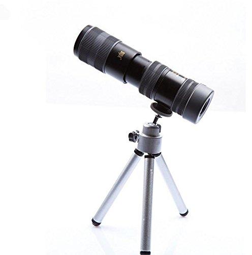 Interamente in metallo 30 volte volte volte elenco alta visione notturna cilindro telescopico telescopio