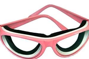 RSVP International Onion Goggles, Pink