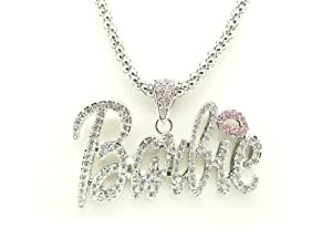 Nicki Minaj Barbie Necklace