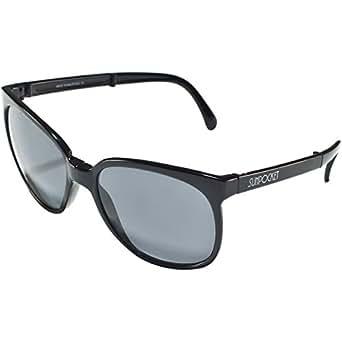 Sunpocket Sport Sunglasses - SHINY BLACK - U