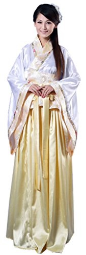 Chinese Style Stage Costume Women's Dress Halloween Cosplay HanFu