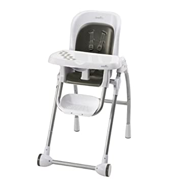 Evenflo Modern Kitchen High Chair, Sante Fe Sunset