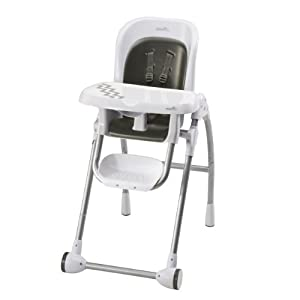 Evenflo Modern Kitchen High Chair Sante Fe