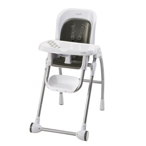 Evenflo Modern Kitchen High Chair Sante Fe Sunset Baby Shop