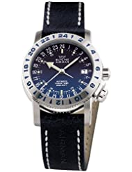 Glycine Airman 18 Automatic 24h Movement on Strap