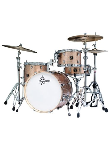 Gretsch Catalina Club Classic 4-Piece Drum Set Shell Pack - Copper Sparkle