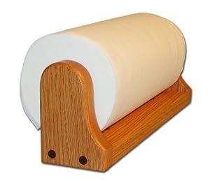 Vertical Paper Towel Holder Plans