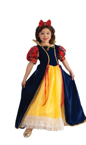 Snow White Enchanted Princess Costume