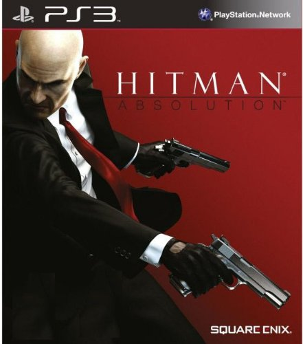 Hitman Absolution (English, French, Spanish Language) European Edition New Playstation 3 Ps3 Hit Man Game