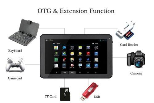 Najcenejša 10'' tablica Android 4.4 KitKat s 4-jedrnim procesorjem -samo 77 EUR!!! 41hbq7ScrkL