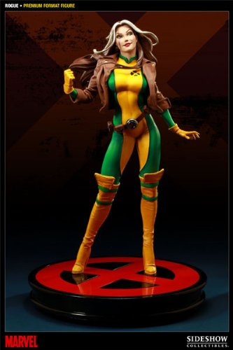 Buy Low Price Sideshow Rogue Premium Format Figure (B004OFW9MY)