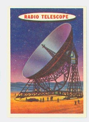 1957 Space 9 Radio Telescope Near-Mint Plus